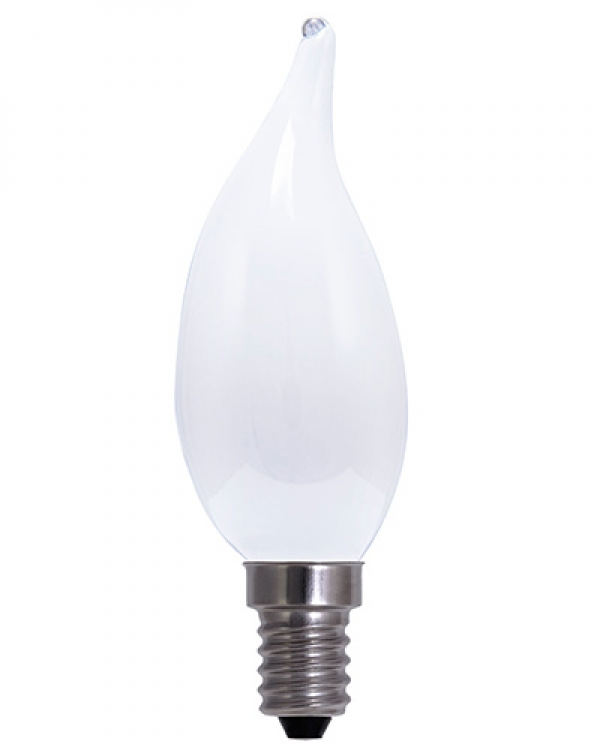 Flame tip frost led bulb danor