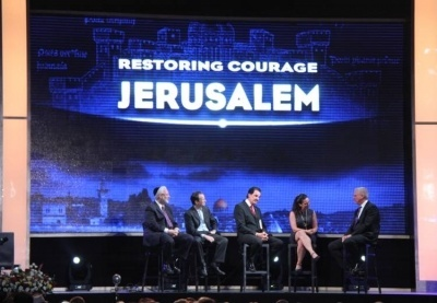 Restoring Courage Jerusalem
