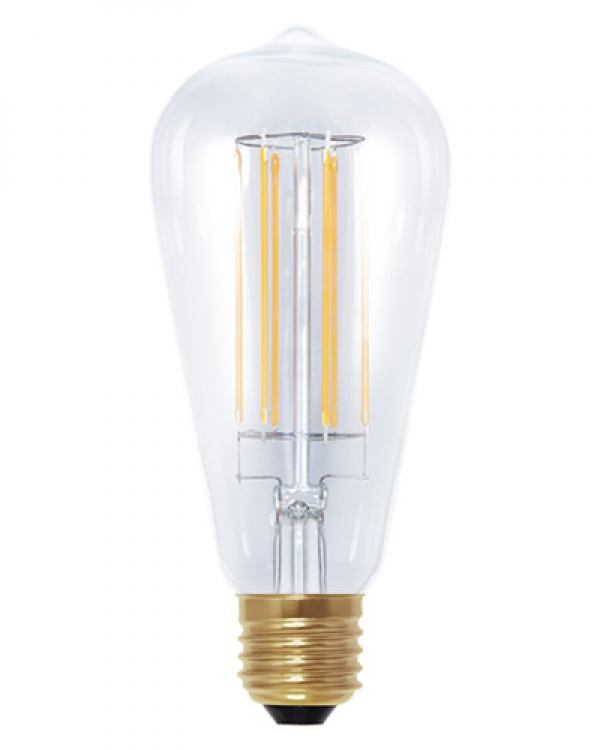 Pear shape filament bulb- danor