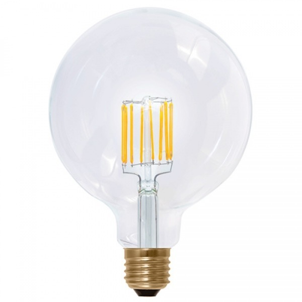 Large globe filament led bulb